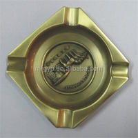 Gifts custom mde antique bronze ashtrays for sale