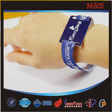 MDW200 Long range rfid smart card bracelet/rfid bracelet tracking