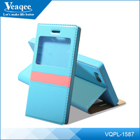 Veaqee western leather cell phone custom printed phone case for apple iphone