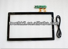 "24"" inch High accuracy Projected Capacitive Touch Screen For PC/Kiosk/ATM Big Size Multi Touch Panel"