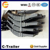 2015 low price Truck Trailer Leaf Spring made of steel export to Africa