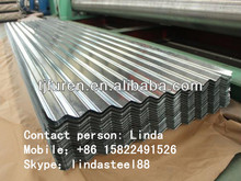 China corrugated roofing sheets/ galvanized roofing sheet/ PPGI roofing sheet