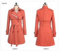 2014 Wholesale women's korean style fashion new model spring autumn coat and jacket for women