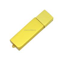 Free logo Gold bar 8G USB memory stick