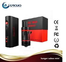 CACUQ vaporizers wholesale Kanger Subox mini starter kit mini, subtank mini bell cap