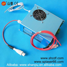 SP/reci Co2 laser power supply for reci/sp famous laser tube factory for laser cutting machines