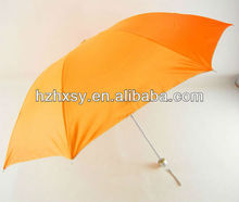 21''*8K 3 fold wholesale cheap promotional fan umbrellas polyester with silver coating inside made in China hangzhou