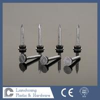 Aluminium Ring shank /Twist shank nails