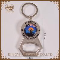 factory direct sale souvenir metal bottle opener manufacturer