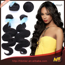 Hot Selling Real Tangle Free Queen Like Brazilian Hair