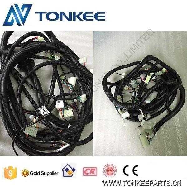 DOOSAN S220-7 530-00208E excavator wire harness  P01.jpg