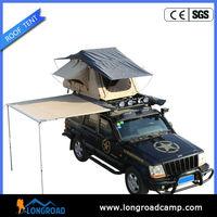 4x4 hard floor camper trailer roof top tent