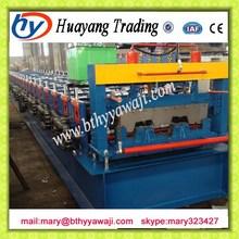 big sale high speed metal floor deck roll forming machine ,deck forming machine