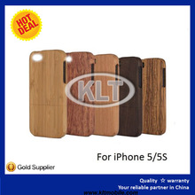 Natural Wood Wooden Case Genuine Bamboo Phone Case Back Cover For iPhone6 plus