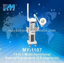 14 in 1 multifunctional machine/ salon beauty machine for skin care/one stop beauty machine MY-1107