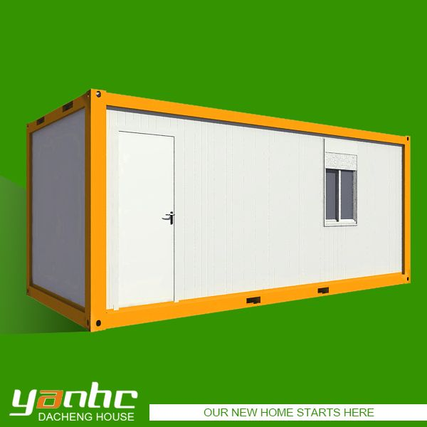 cold area container house