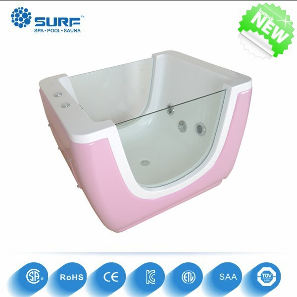 new product 2015 innovation indoor portable massage jets baby bath tub buy. Black Bedroom Furniture Sets. Home Design Ideas