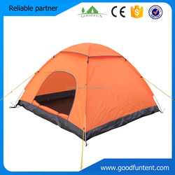 Mountaintop Hot selling Automatic & Windproof outdoor pink camping tent