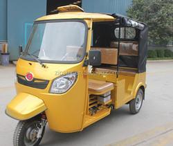 175cc Bajaj Type 3 Wheel Motorcycle Taxi