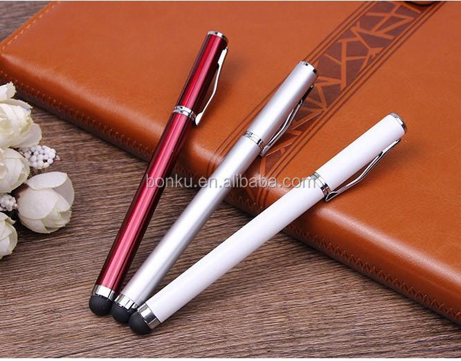 metal ball pen for business, stylus roller cheap ball pen with good quality from pen manufacturer.jpg