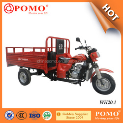 Chongqing Popular Strong Water Cooled Gasoline 200CC Cargo Tricycle