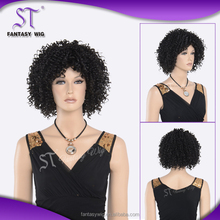 Fashion style synthetic wigs for africa girls
