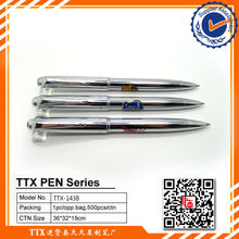 Large wholesale Promotions!Special exam metal ball pen aluminum