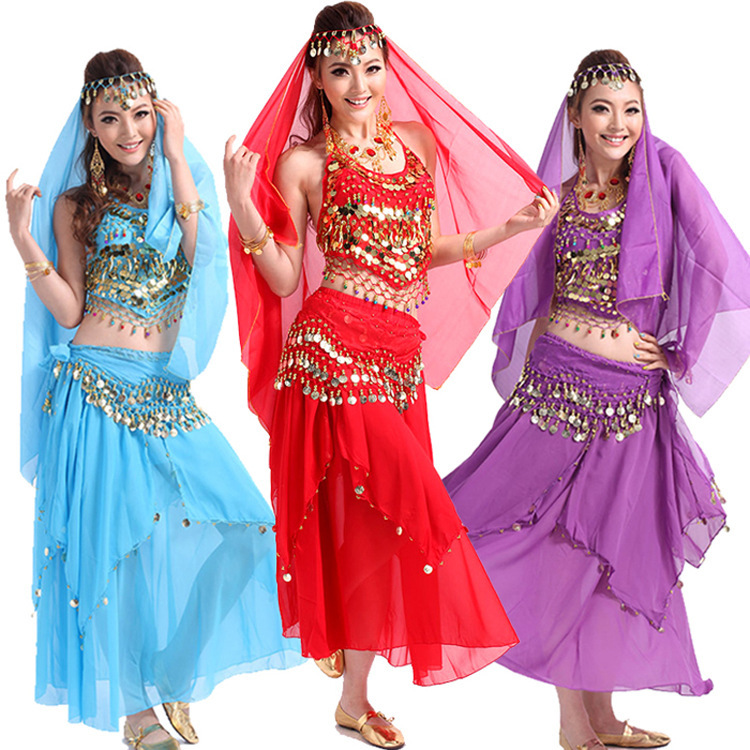 Turkish belly dance costumes