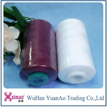 100% polyester sewing thread/sewing threads
