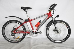 500W available green energy no pollution quiet mountain electric bicycle motorcycle