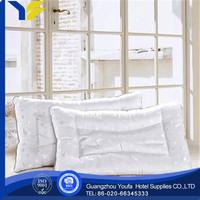 inflatable wholesale 100% silk kapok lavender pillow