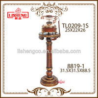 Antique product telephone with stand TL0209-1S