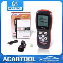Hot Selling 100% Original Auto SCANNER VAG401 Code Reader Work for VW/AU-DI/SEAT/SKODA+update via internet FAST Shipping