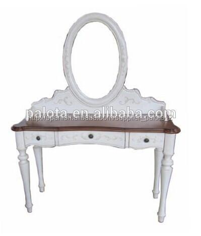 La princesa dressor muebles del dormitorio tocador con - Muebles tocador espejo ...