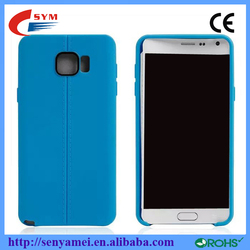 Mobile accessories Ultra Thin Cover popular tpu case for samsung note5 china suppliers