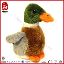 new stuffed mix colored duck toys manufacture