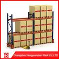 De alta resistencia en rack de potencia / de estanterías de almacenamiento de evaluación de riesgos para garajes