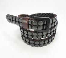 New design Fashion genuine women's leather belt