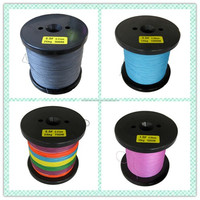 Stock multifilament 80lb pe fly fishing line