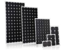 300W monocrystalline solar panel, solar module solar module system solar panel system home 5kw whole house solar power system