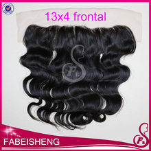 lace closure 13*4 size 100% real hair wholesale virgin ear to ear lace front top pieces