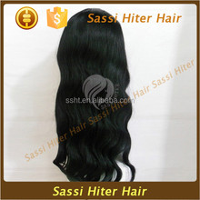 Factory Free Style For Black Women Hand Made Human Hair Wig