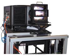 Brighest 3D System/32% Light Efficacy/0.8 Throw Ratio/ HD 3D Image for Digital Cinema