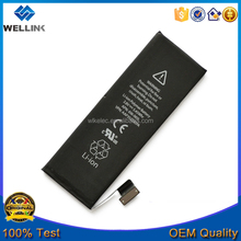 Original battery for iPhone 5, for apple iPhone5 battery, for iPhone 5 battery replacements