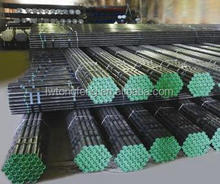 kinds of steel pipe for fitness equipment, low carton steel