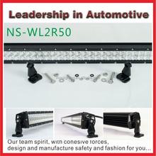NSSC most powerful 12v 24V 50inch 300w cree wholesale led light bar for trucks atv suv