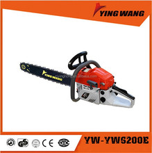 Professional ChainSaw Manufacturer,Exporter,Garden Tools industry innovator,,45CC/52CC/58CC CE/GS/EUII approvel YW-YW6200E