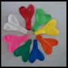 Cheap big size heart shape 100% natural latex balloon
