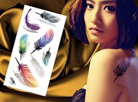 2015 Hot Selling Flash Temporary Tattoos temporary tattoo gold Wholesale