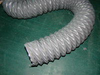 pvc coated nylon fabric hose